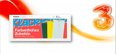 DREILAND Online-Shop - DREI Hutchison Austria